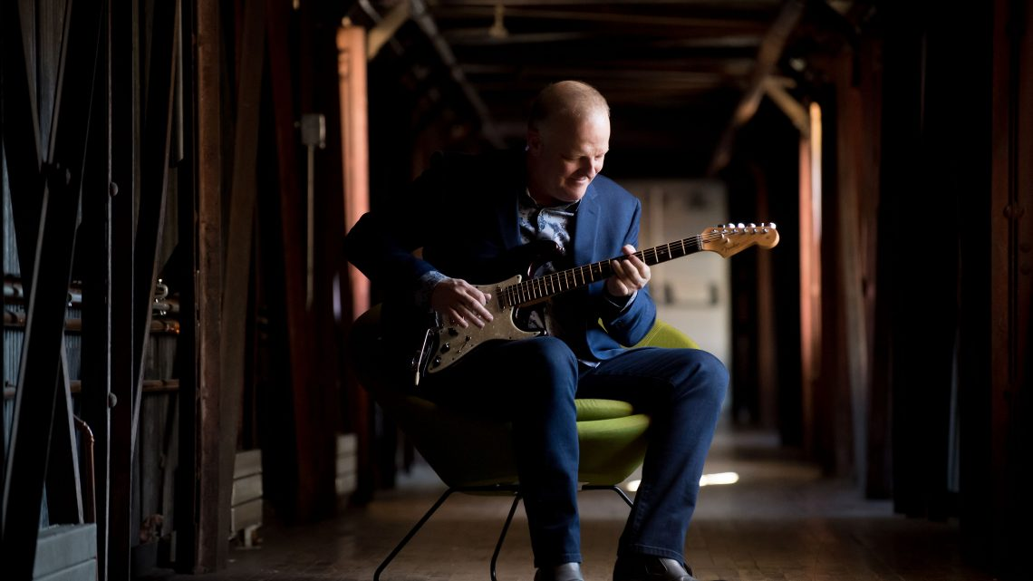 BLUES ROCK GUITARIST ALBERT CUMMINGS NEW ALBUM: BELIEVE OUT: FEB. 14, 2020 VIA PROVOGUE/MASCOT LABEL GROUP