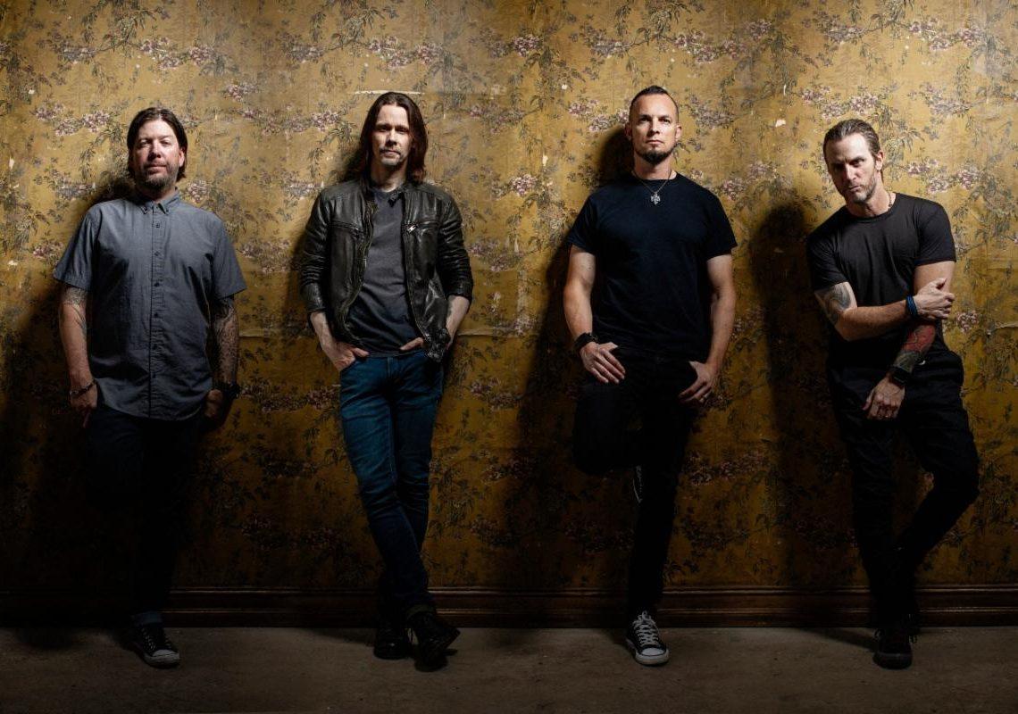 ALTER BRIDGE release video for latest single Godspeed