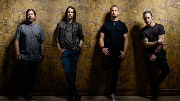 ALTER BRIDGE release video for latest single Godspeed