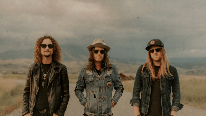 The Cadillac Three release 'The Jam (+ Fuzz)'