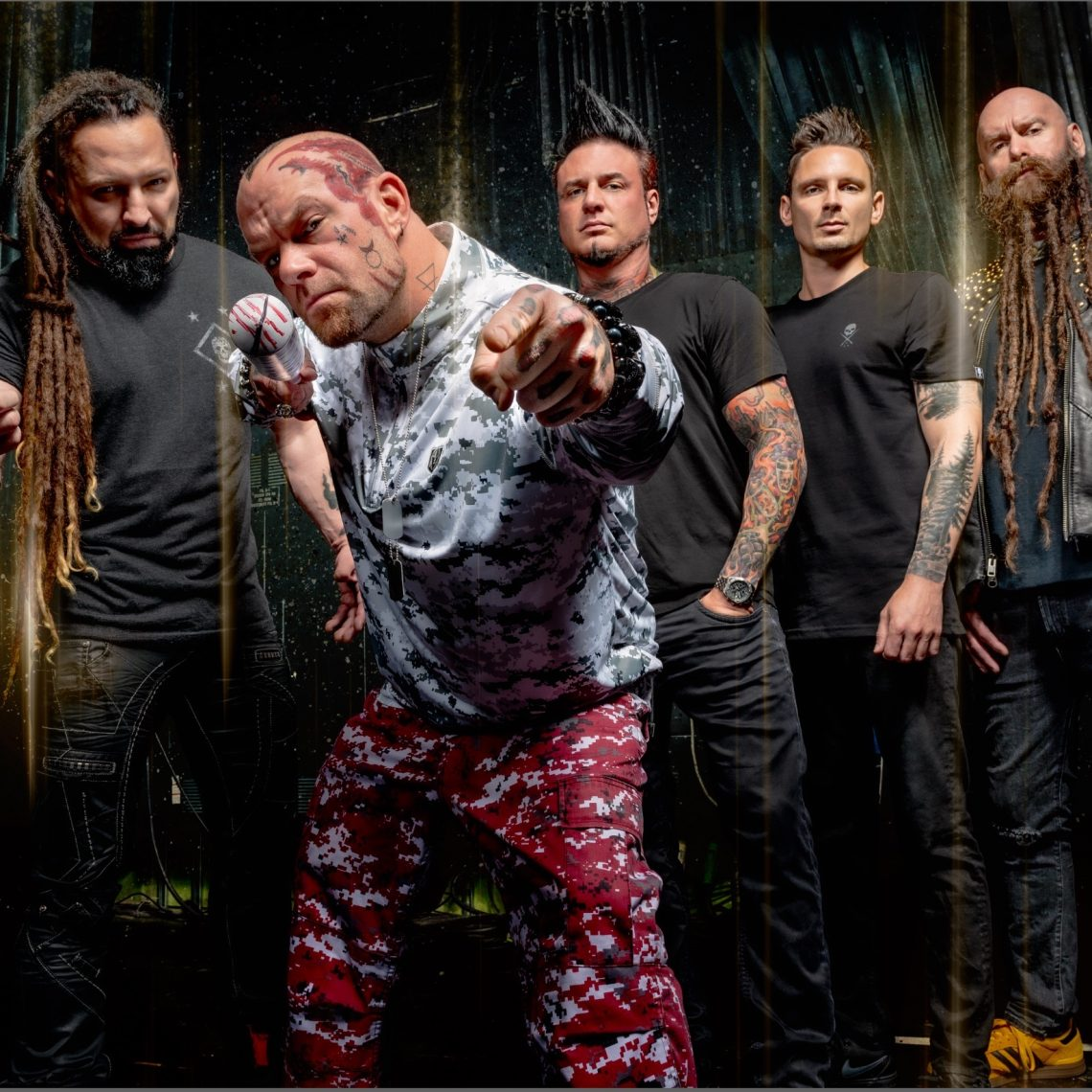 FIVE FINGER DEATH PUNCH A DECADE OF DESTRUCTION – VOLUME 2  NOW AVAILABLE FOR PRE-ORDER ON CD, ORANGE, WHITE AND PURPLE VINYL
