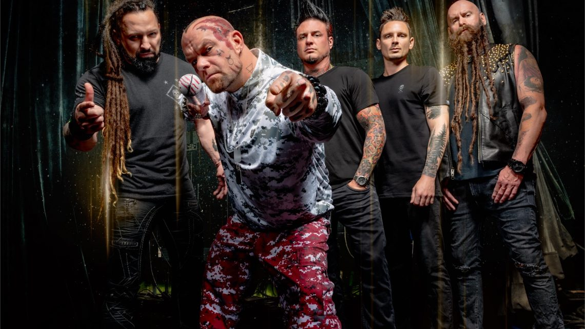 "Five Finger Death Punch – Release New Lyric Video ""Living The Dream"""