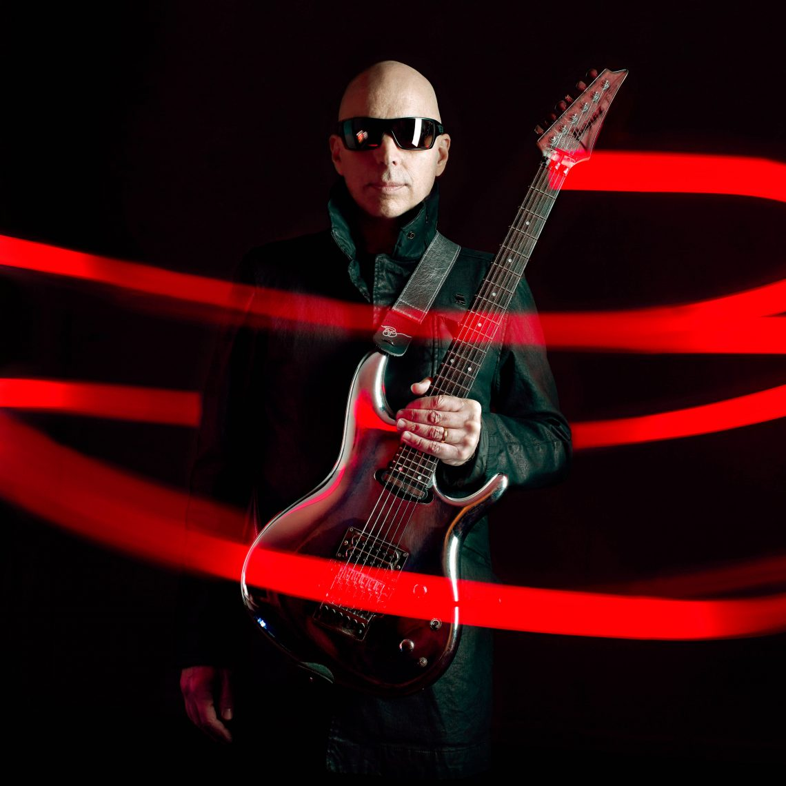"JOE SATRIANI ANNOUNCES RELEASE OF NEW STUDIO ALBUM  ""SHAPESHIFTING"" SET FOR RELEASE IN SPRING 2020"