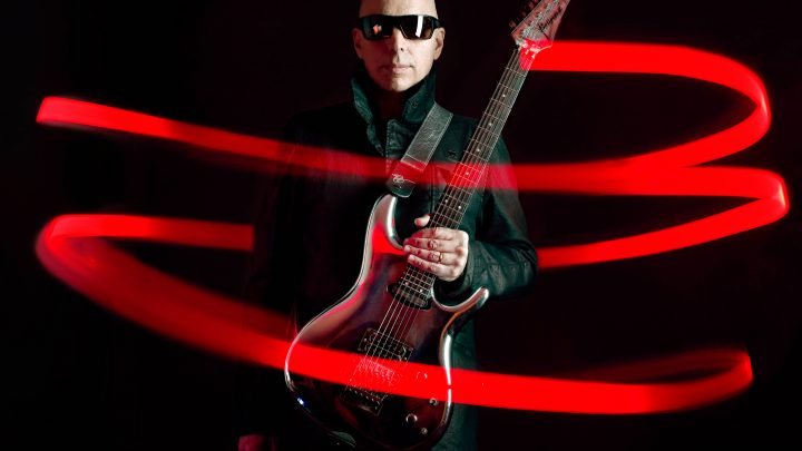 Joe Satriani reschedules Shapeshifting UK Tour to May 2022