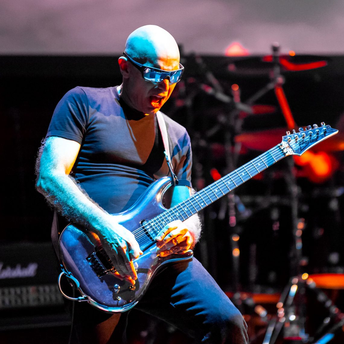 Joe Satriani Announces Tour Dates