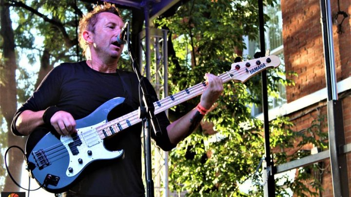 Interview with Bassist Lee Andrews of Marseille
