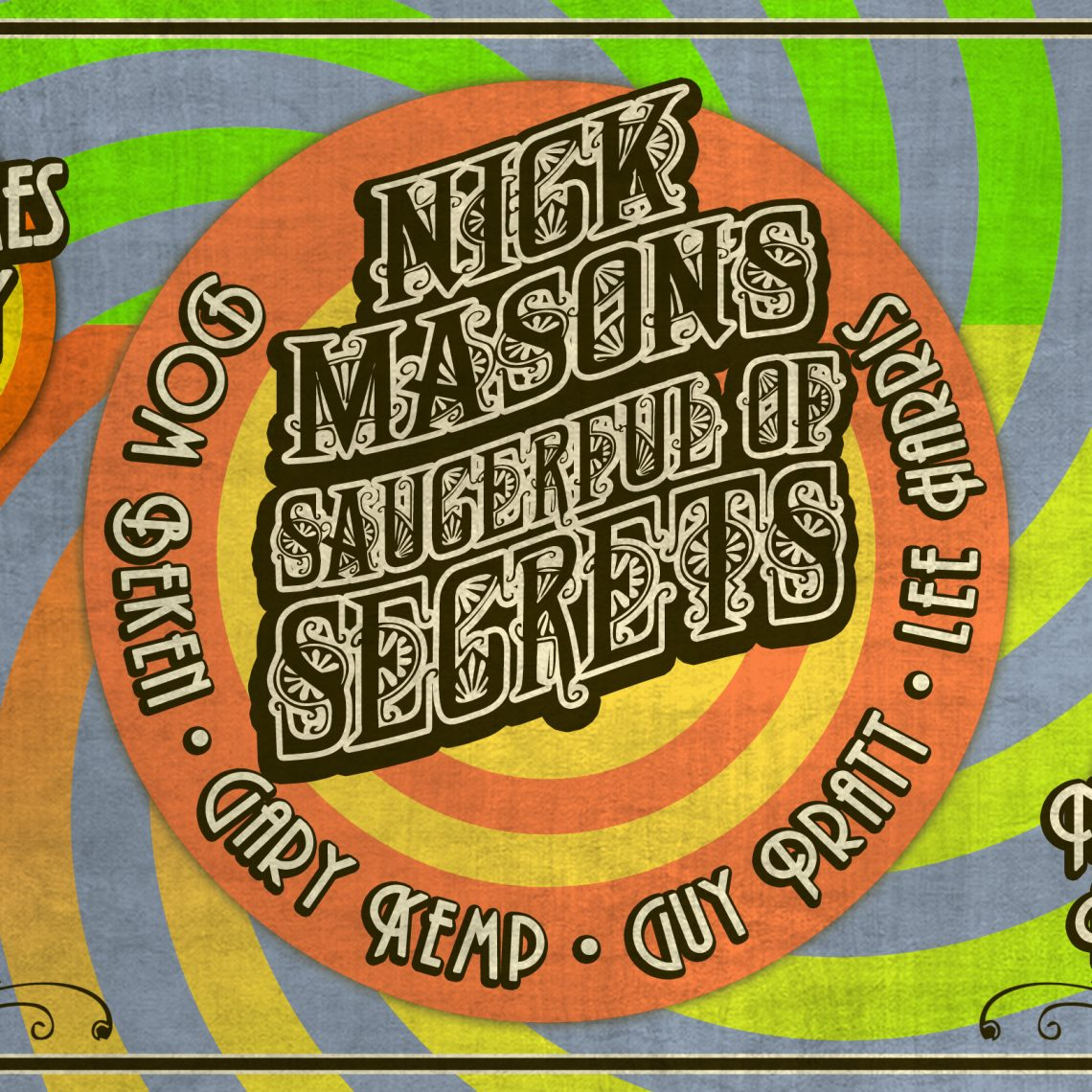 Nick Mason's Saucerful Of Secrets  Live At The Roundhouse