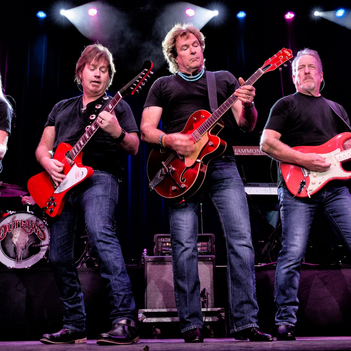 THE OUTLAWS – New DIXIE HIGHWAY Studio Album Released February 28th on SPV
