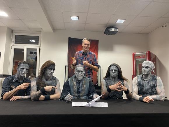 "POWERWOLF Announces 2021 ""Wolfsnächte"" European Tour"