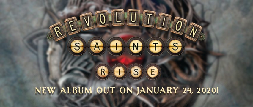 REVOLUTION SAINTS – 'Closer' : new lyric video from forthcoming album by melodic rock supergroup
