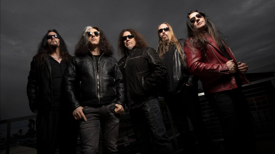 TESTAMENT | Band release second Titans Of Creation video trailer: Steve in his Element (Earth)