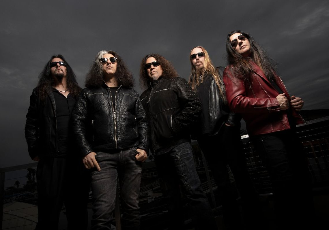 TESTAMENT | announce new studio album Titans Of Creation + release first single/video 'Night Of The Witch'
