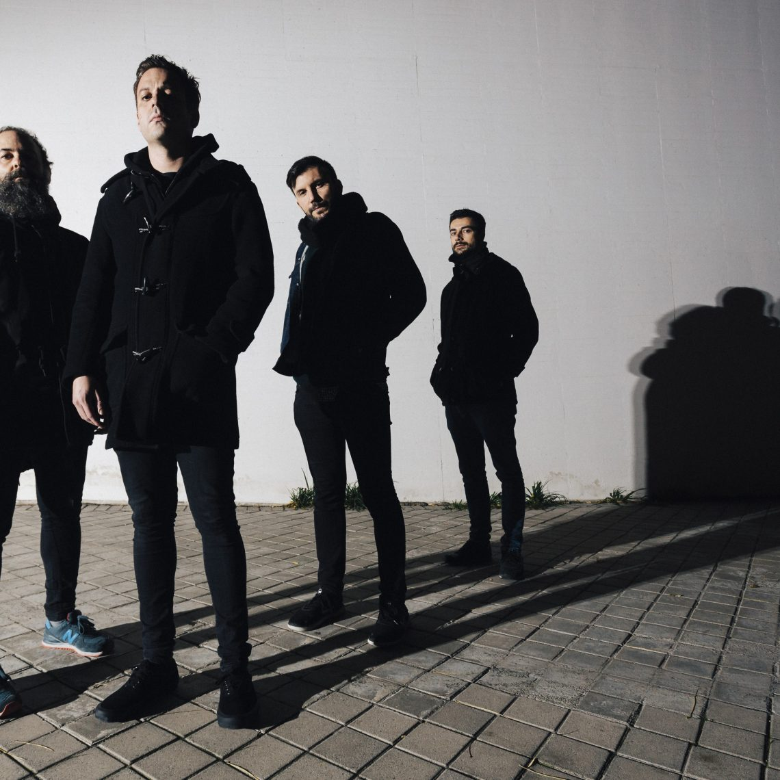 Toundra premiere second single/video from their upcoming new album / Soundtrack for 'Das Cabinet des Dr.Caligari'