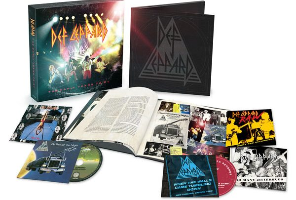 DEF LEPPARD: THE EARLY YEARS 79-81 (DELUXE BOX SET)