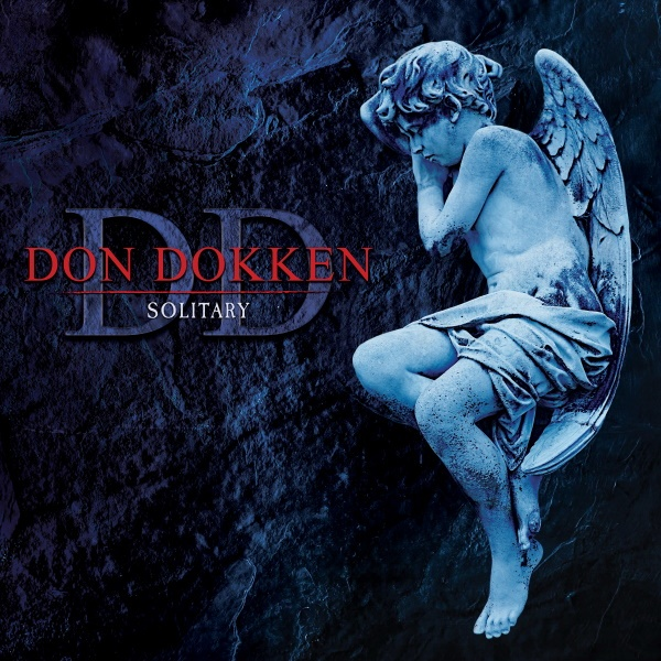 Metal Icon DON DOKKEN Steps Into The Spotlight On This Superb Solo Album Solitary!