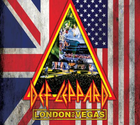 Def Leppard – Announce 'London To Vegas' Live Release via Eagle Rock