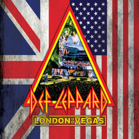 Def Leppard – Announce 'London To Vegas' Live Release via Eagle Rock