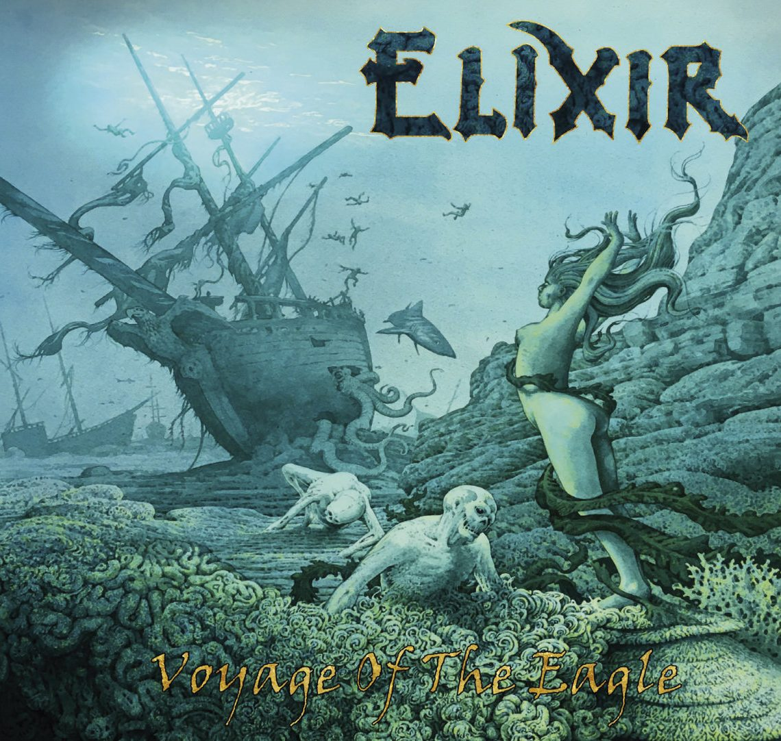Elixir sign to Dissonance