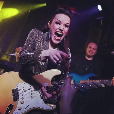 Erja Lyytinen tours the UK in May 2020