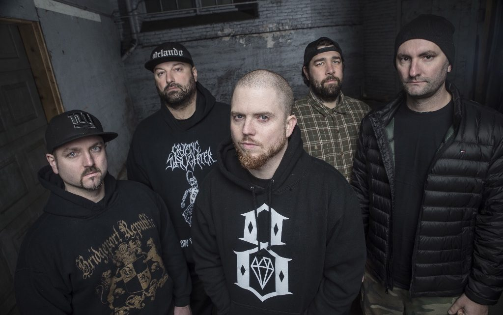 HATEBREED drop first new music in 4 years