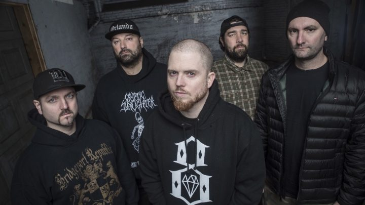 HATEBREED reveal Weight Of The False Self album, lyric video