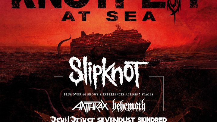 KNOTFEST At Sea – line up announced!