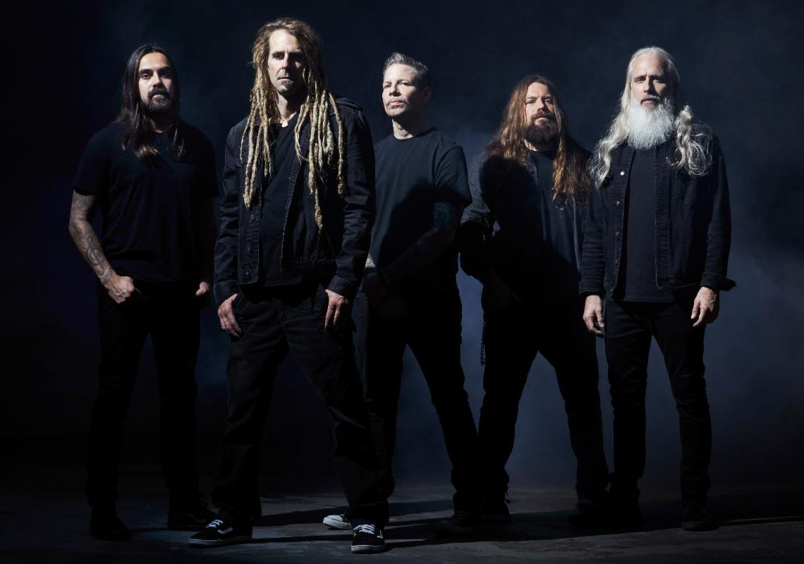 """LAMB OF GOD Unveils Guitar Playthrough for """"Checkmate"""" Single"""