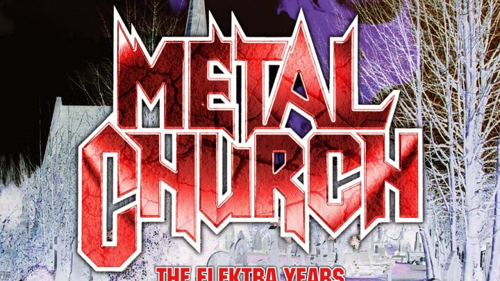 Metal Church: The Elektra Years 1984-1989, 3CD Remastered Gatefold Digisleeve