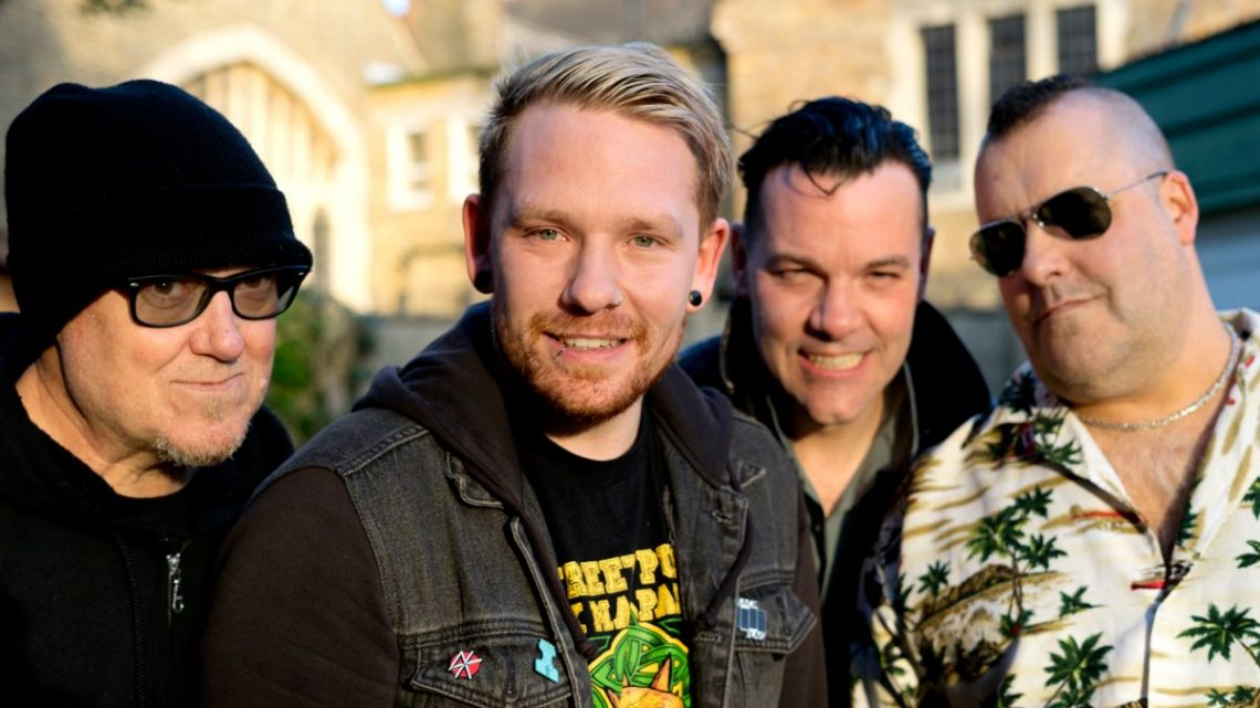PETER AND THE TEST TUBE BABIES Band release Top Of The Pops themed video for new single