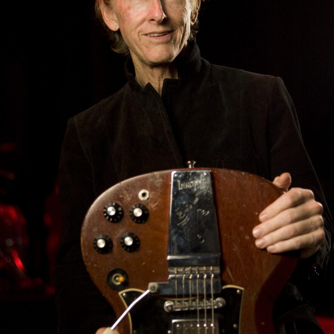 The Doors' ROBBY KRIEGER releases first new album in 10 years