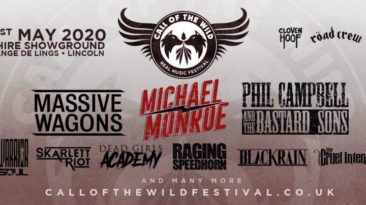 Call of the Wild Festival Postponed Until September