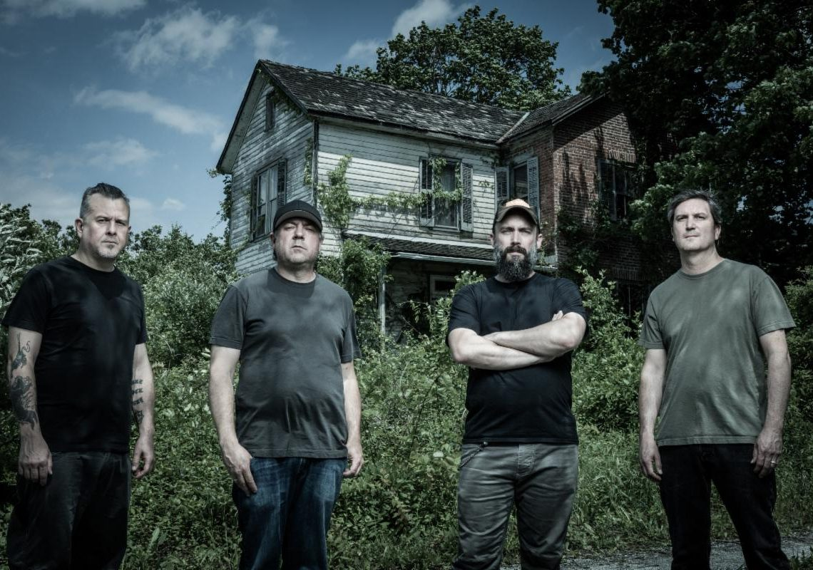 CLUTCH share new recording of 'Willie Nelson' as part of Vault series
