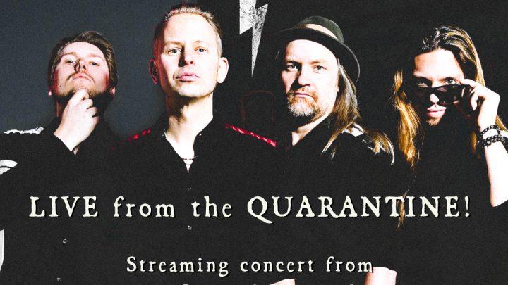 Eclipse – Announce Online Concert after Tour Cancellation