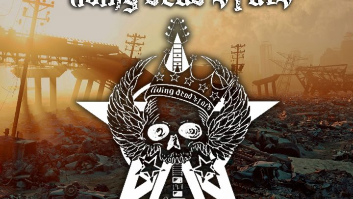 Living Dead Stars to release new self titled debut album