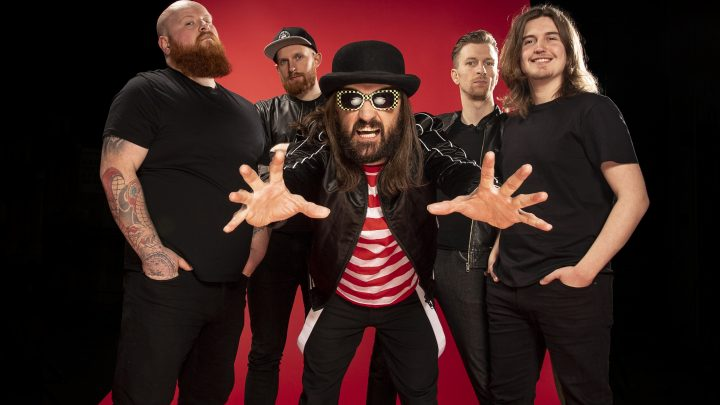 "Massive Wagons – Announce New Album ""House Of Noise"" Out On 17th July 2020"
