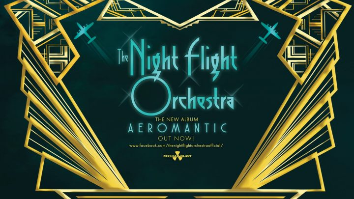 The Night Flight Orchestra: Aeromantic