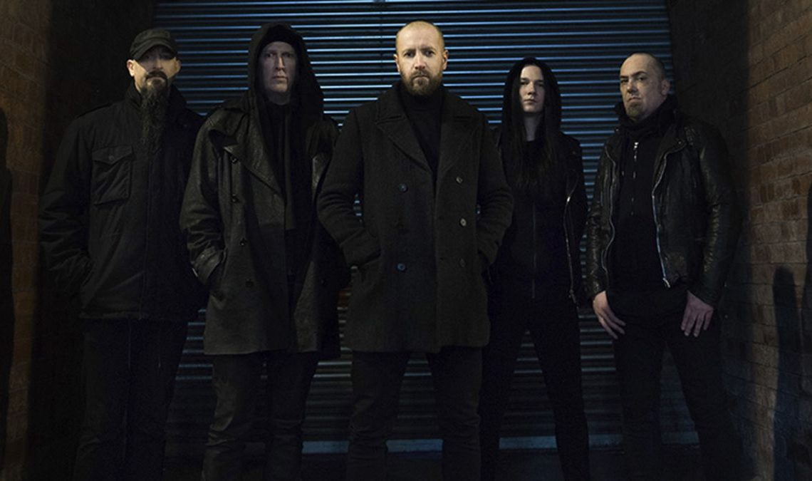 "Paradise Lost unleash new single and lyric video for ""Ghosts"""