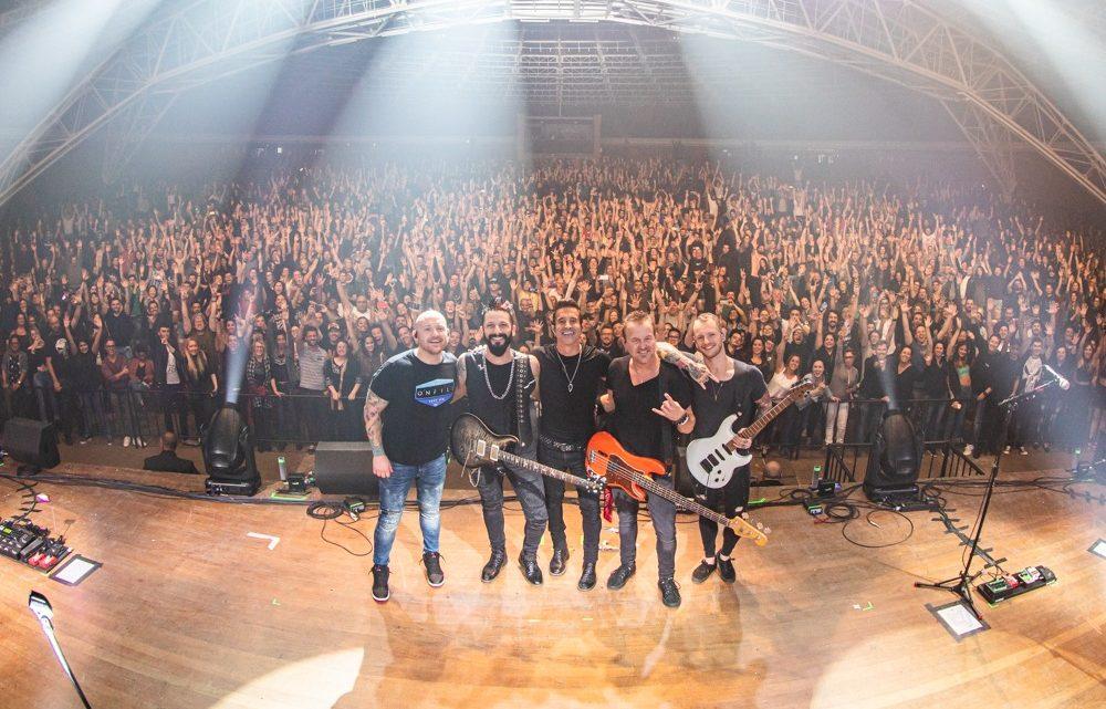 "SCOTT STAPP Announces The Survivor European Headlining Tour, Releases ""Wake Up Call"" Charity Music Video"