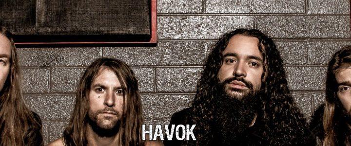 David Sanchez of Havok Interview