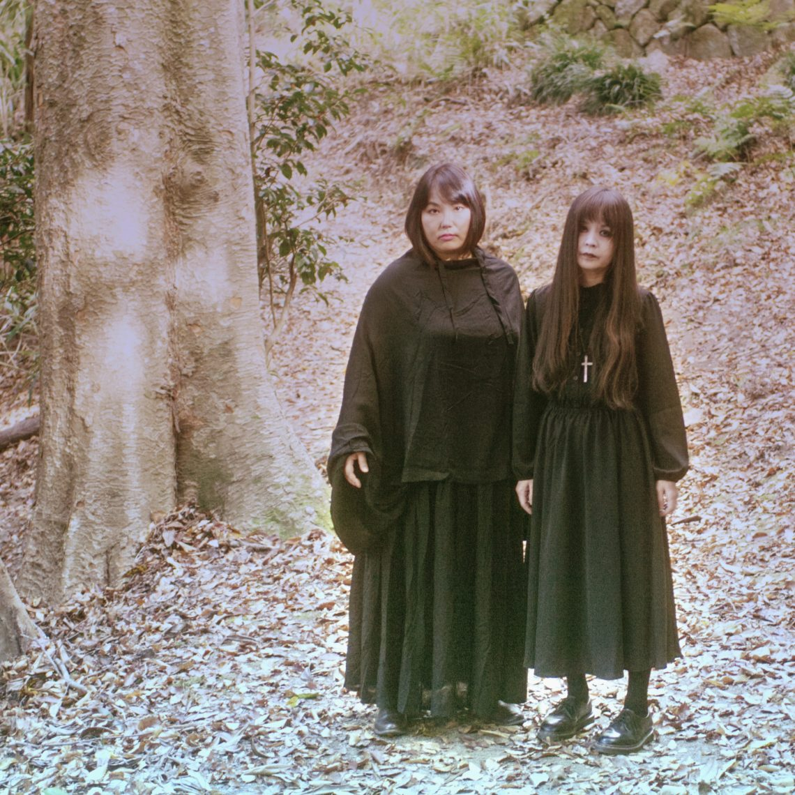 Japan's dark witch, doom duo BlackLab share lyric video for 'Weed Dream' / New album Abyss out now (New Heavy Sounds)