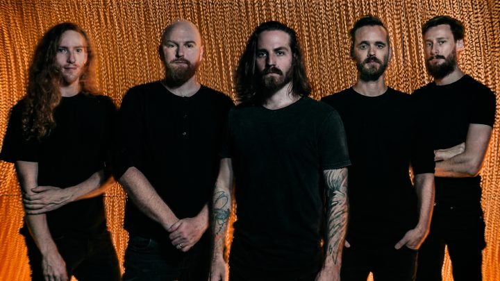 Caligula's Horse launch video for 'Slow Violence', second single taken from 'Rise Radiant'
