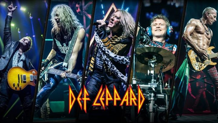 Def Leppard – Hits Vegas, Live at Planet Hollywood – CD +DVD Review