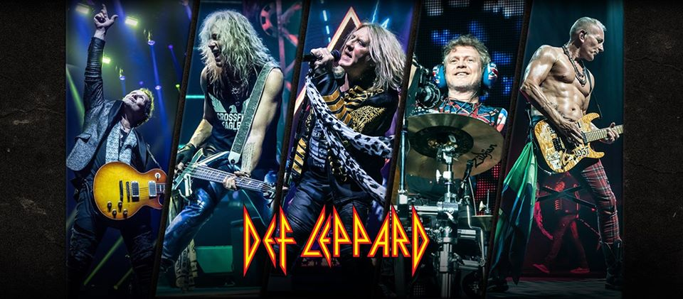 Def Leppard – Hysteria at the O2 London – 2CD and DVD digipak