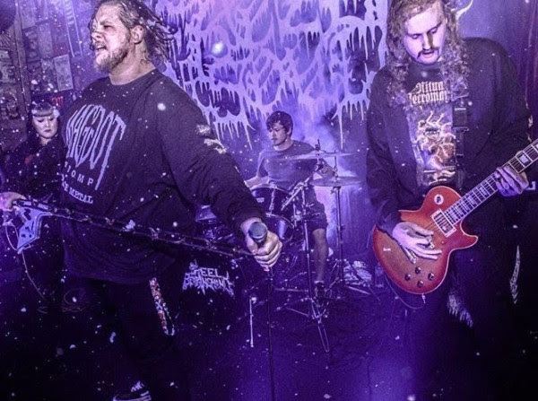 FROZEN SOUL Announce Signing With Century Media Records