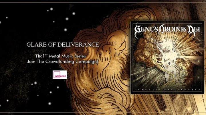 GENUS ORDINIS DEI : first metal music opera series 🚨