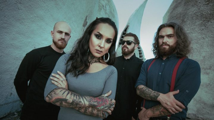 "JINJER Releases LEGO Fan Remake of ""Perennial"" Video"