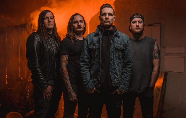 KILL THE LIGHTS share blistering cover of Metallica's Battery