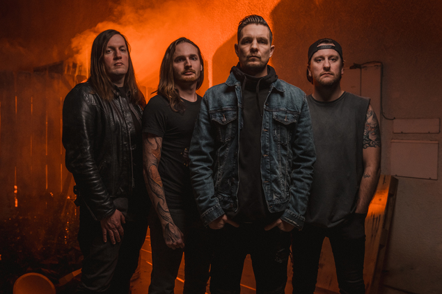 KILL THE LIGHTS share cover of Testament's 1988 classic 'Into The Pit'