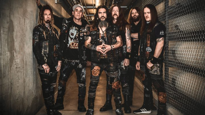 MACHINE HEAD reschedule UK dates