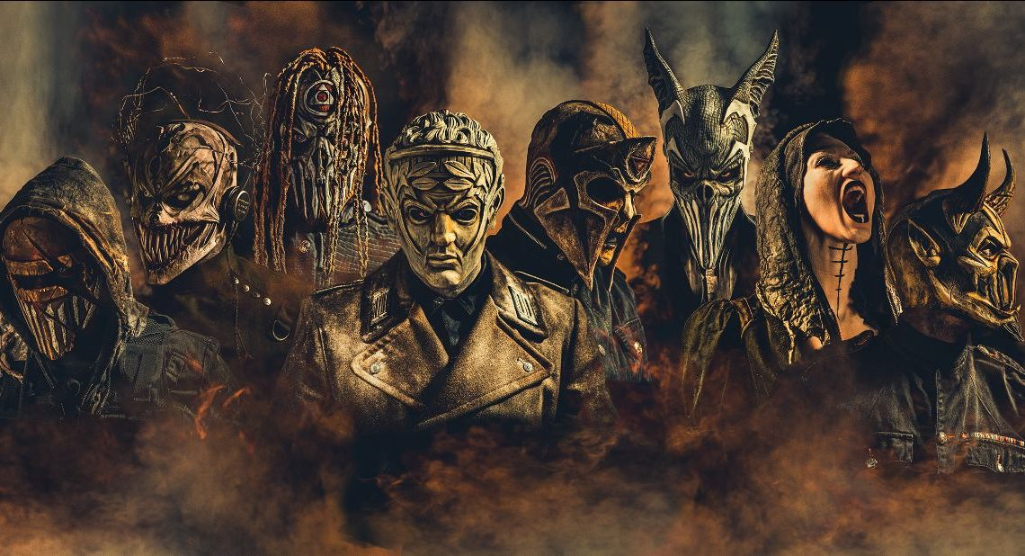 "MUSHROOMHEAD Releases Cinematic Post-Apocalyptic Music Video for New Track ""The Heresy"